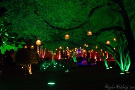 sangeet ceremony in Indian weddings