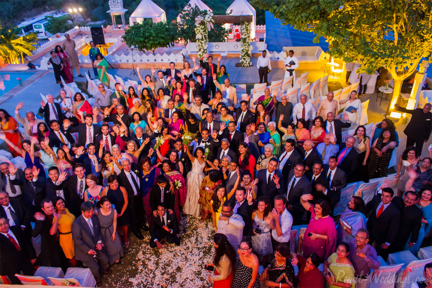 celebrations at weddings
