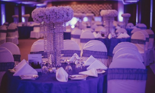 center piece for indian wedding