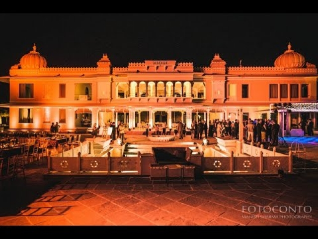 Royal wedding in Udaipur by Regal Weddings