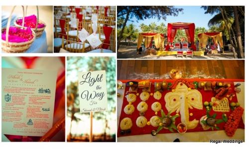 wedding belongings of indain weddings