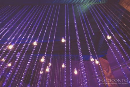 lighting decoration in indian weddings