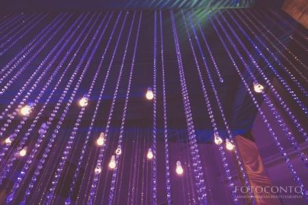 lighting decoration in indian weddings