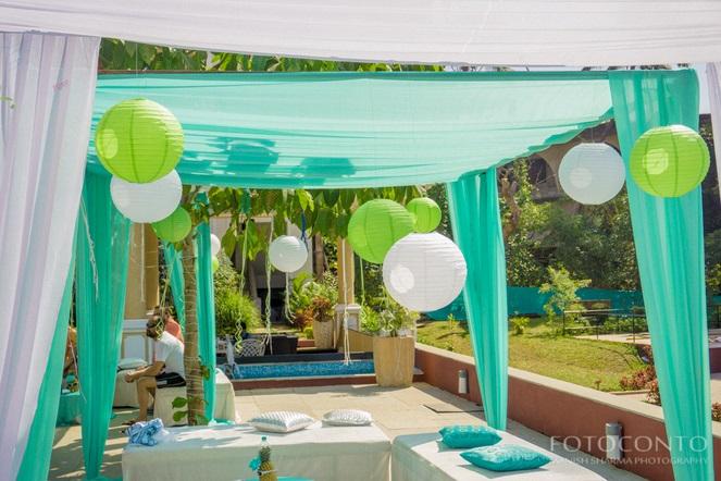 parties in indian wedding