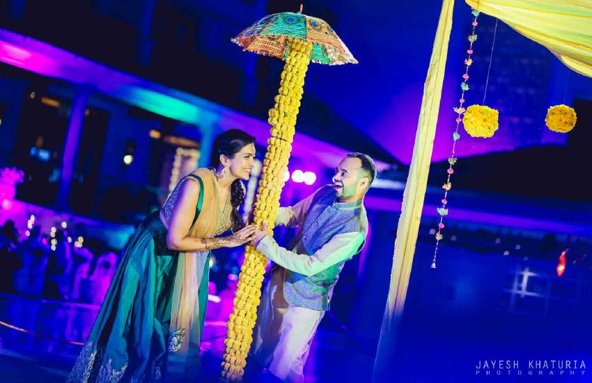 Beautiful decor in weddings