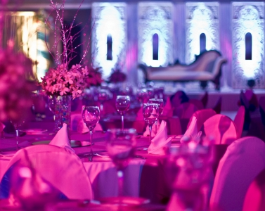 center pieces in indian weddings