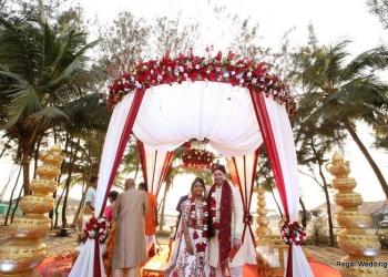 beach weddings in goa