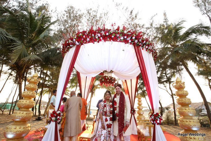 beach weddings in goa